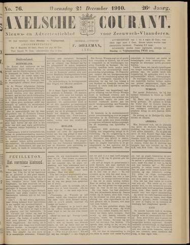 Axelsche Courant 1910-12-21