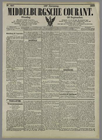 Middelburgsche Courant 1893-09-26