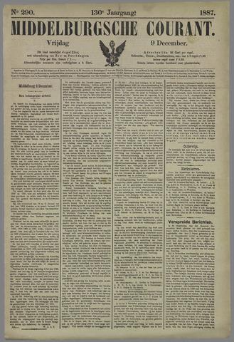 Middelburgsche Courant 1887-12-09