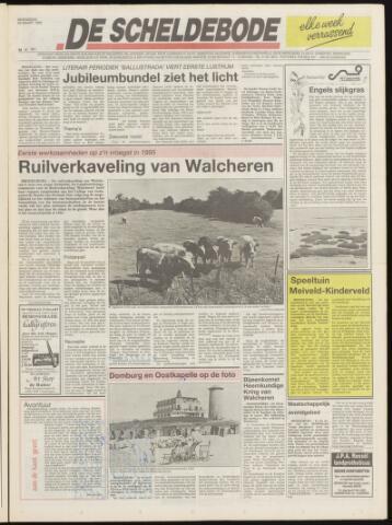 Scheldebode 1992-03-25