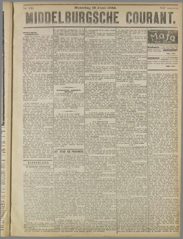 Middelburgsche Courant 1922-06-19