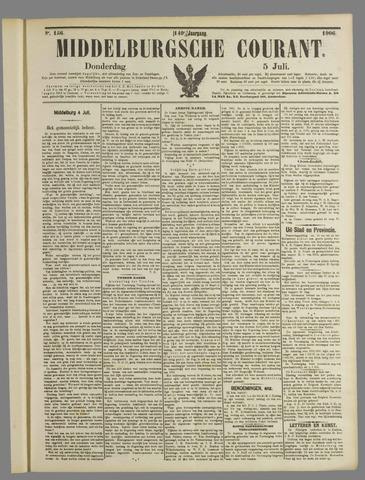 Middelburgsche Courant 1906-07-05