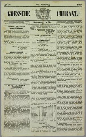 Goessche Courant 1862-05-15