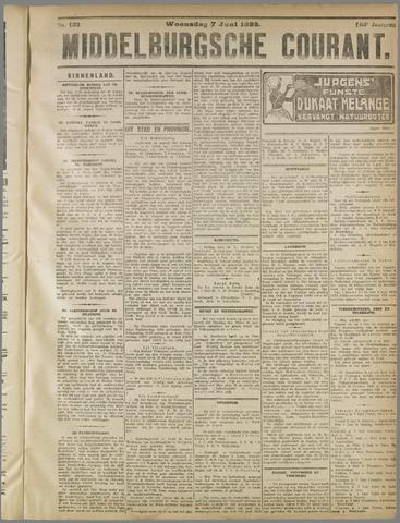 Middelburgsche Courant 1922-06-07