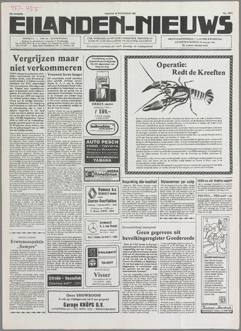 Eilanden-nieuws. Christelijk streekblad op gereformeerde grondslag 1985-11-29