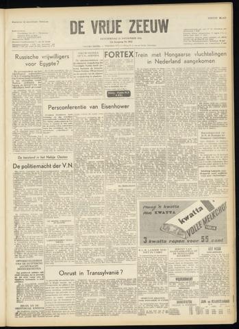de Vrije Zeeuw 1956-11-15