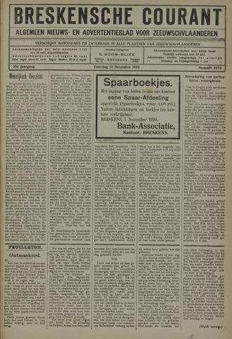 Breskensche Courant 1920-11-13