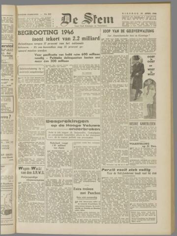 de Stem 1946-04-16