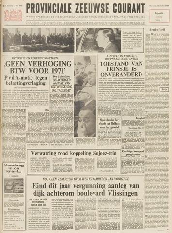 Provinciale Zeeuwse Courant 1969-10-15