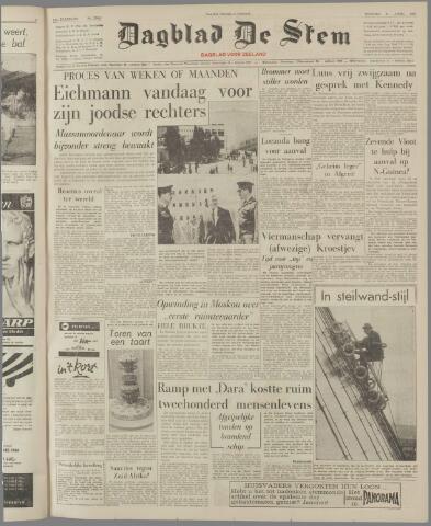 de Stem 1961-04-11