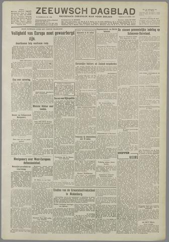 Zeeuwsch Dagblad 1949-04-29