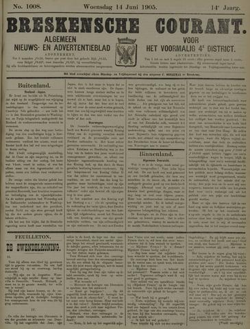 Breskensche Courant 1905-06-14