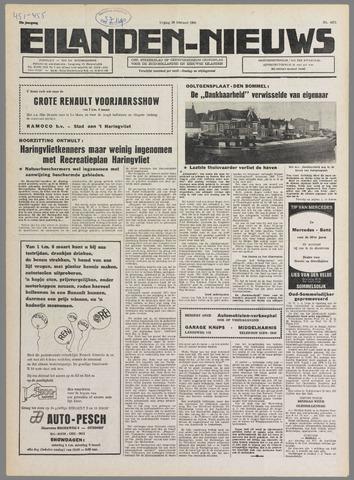 Eilanden-nieuws. Christelijk streekblad op gereformeerde grondslag 1980-02-29