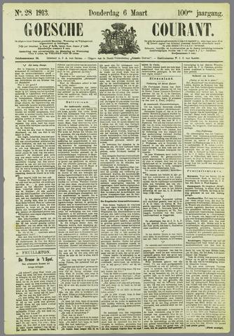 Goessche Courant 1913-03-06