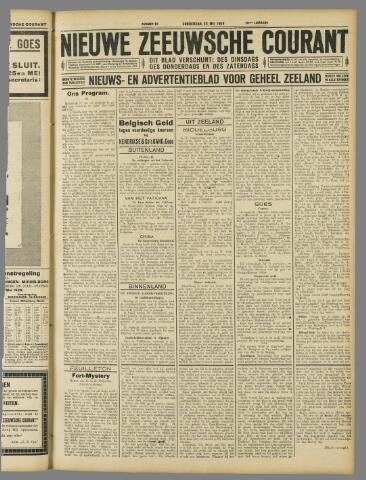 Nieuwe Zeeuwsche Courant 1929-05-23