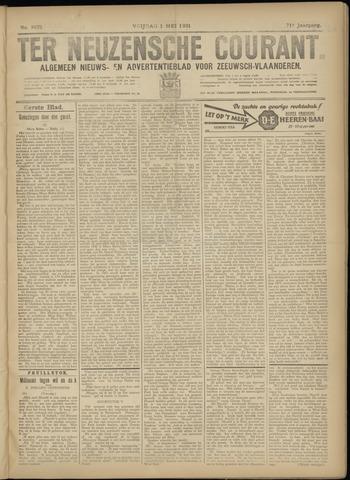 Ter Neuzensche Courant. Algemeen Nieuws- en Advertentieblad voor Zeeuwsch-Vlaanderen / Neuzensche Courant ... (idem) / (Algemeen) nieuws en advertentieblad voor Zeeuwsch-Vlaanderen 1931-05-01