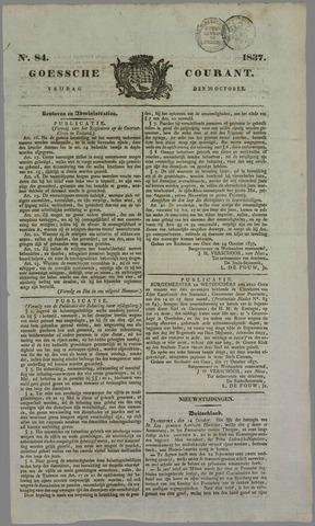Goessche Courant 1837-10-20