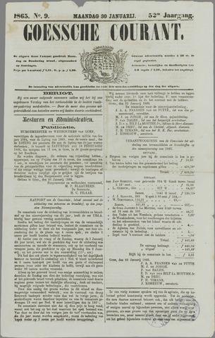 Goessche Courant 1865-01-30