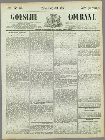 Goessche Courant 1891-05-30