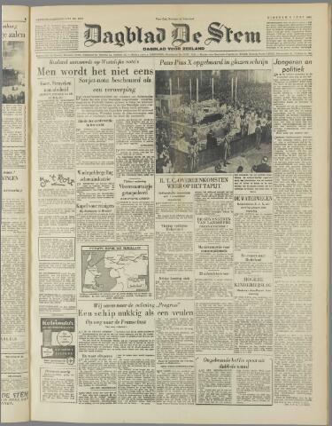 de Stem 1951-06-05