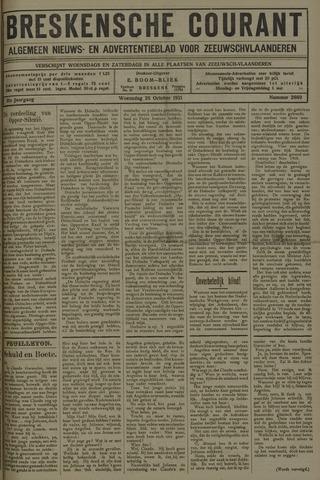 Breskensche Courant 1921-10-26