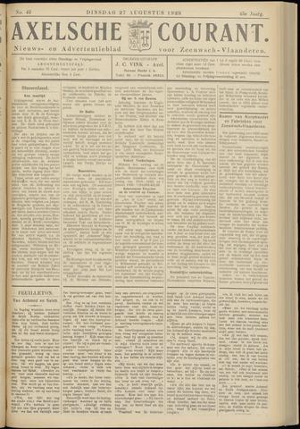 Axelsche Courant 1929-08-27