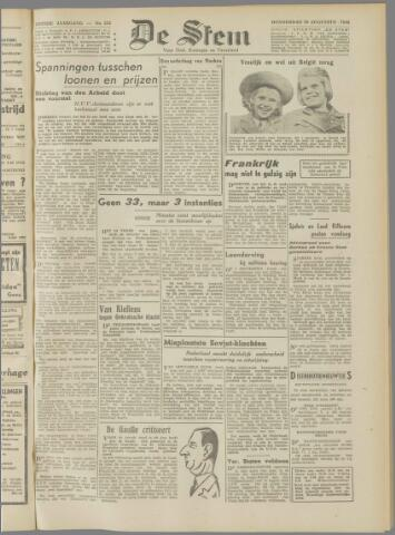 de Stem 1946-08-29