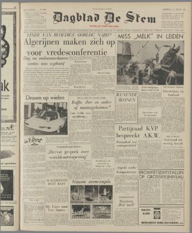 de Stem 1961-03-18