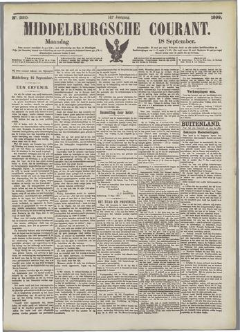 Middelburgsche Courant 1899-09-18