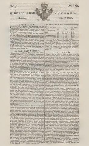 Middelburgsche Courant 1761-03-28