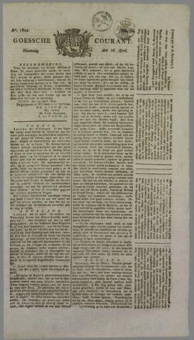Goessche Courant 1824-04-26