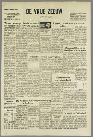de Vrije Zeeuw 1963-05-20