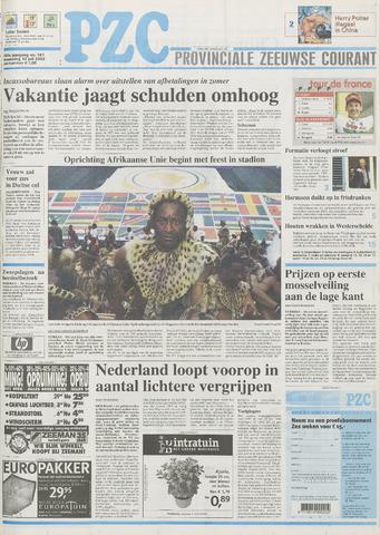 Provinciale Zeeuwse Courant 2002-07-10