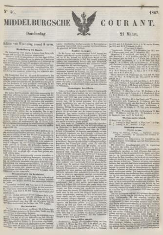 Middelburgsche Courant 1867-03-21