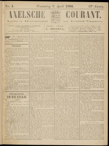 Axelsche Courant 1901-04-03
