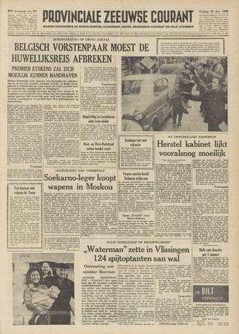 Provinciale Zeeuwse Courant 1960-12-30