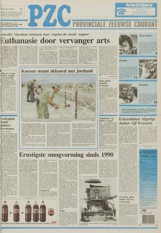 Provinciale Zeeuwse Courant 1994-08-04