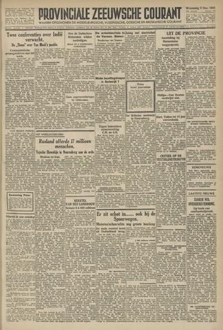 Provinciale Zeeuwse Courant 1945-12-05