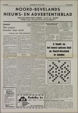 Noord-Bevelands Nieuws- en advertentieblad 1980-10-30