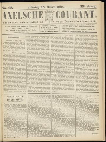 Axelsche Courant 1924-03-18