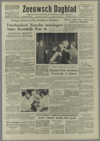 Zeeuwsch Dagblad 1957-05-21