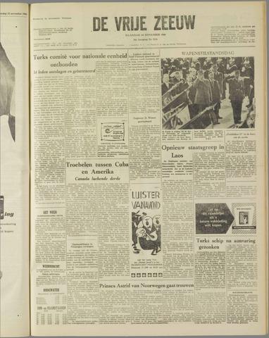 de Vrije Zeeuw 1960-11-14