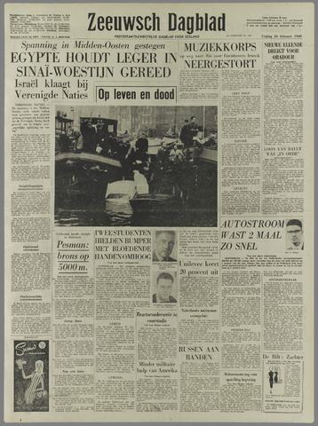 Zeeuwsch Dagblad 1960-02-26