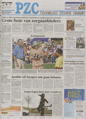 Provinciale Zeeuwse Courant 2006-11-07