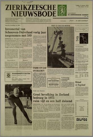 Zierikzeesche Nieuwsbode 1976-01-09