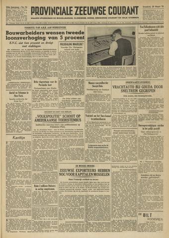 Provinciale Zeeuwse Courant 1951-03-29