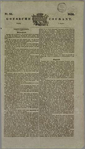 Goessche Courant 1836-10-07