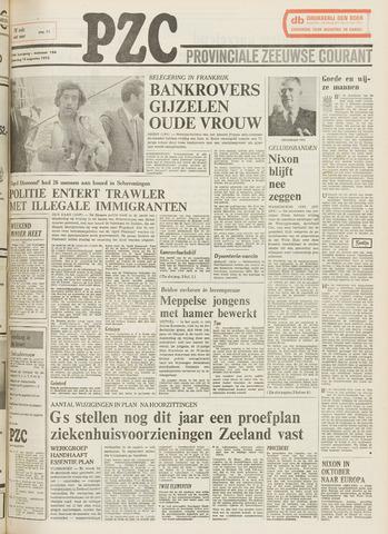 Provinciale Zeeuwse Courant 1973-08-18