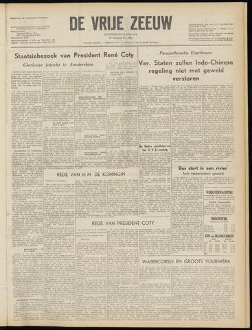de Vrije Zeeuw 1954-07-22