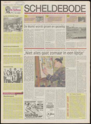 Scheldebode 1996-10-31